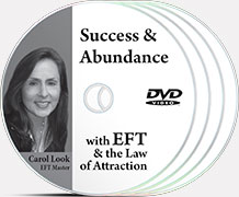 Success & Abundance with EFT & The Law of Attraction