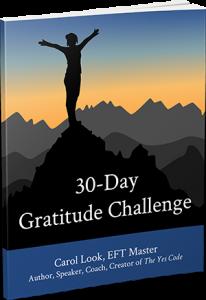 The 30-Day Gratitude Challenge Workbook