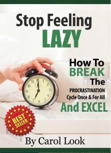 CarolLook-Procrastination-Book