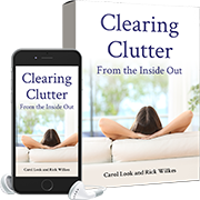 Clearing Clutter From the Inside Out