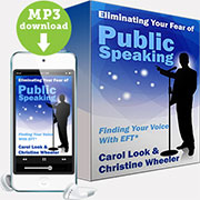 Eliminating Your Fear of Public Speaking