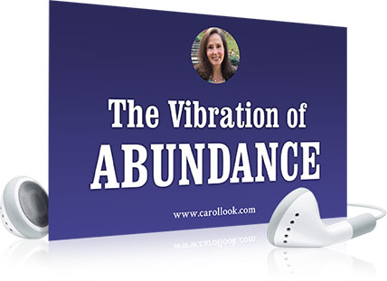 The Vibration of Abundance